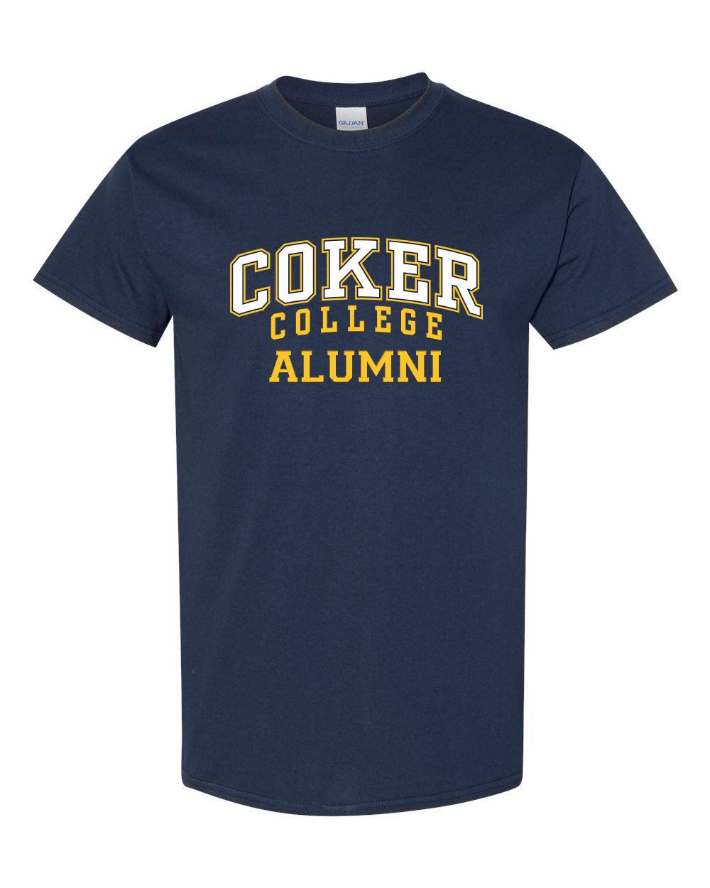 Image For Shirt Short Sleeve COKER COLLEGE ALUMNI TEE