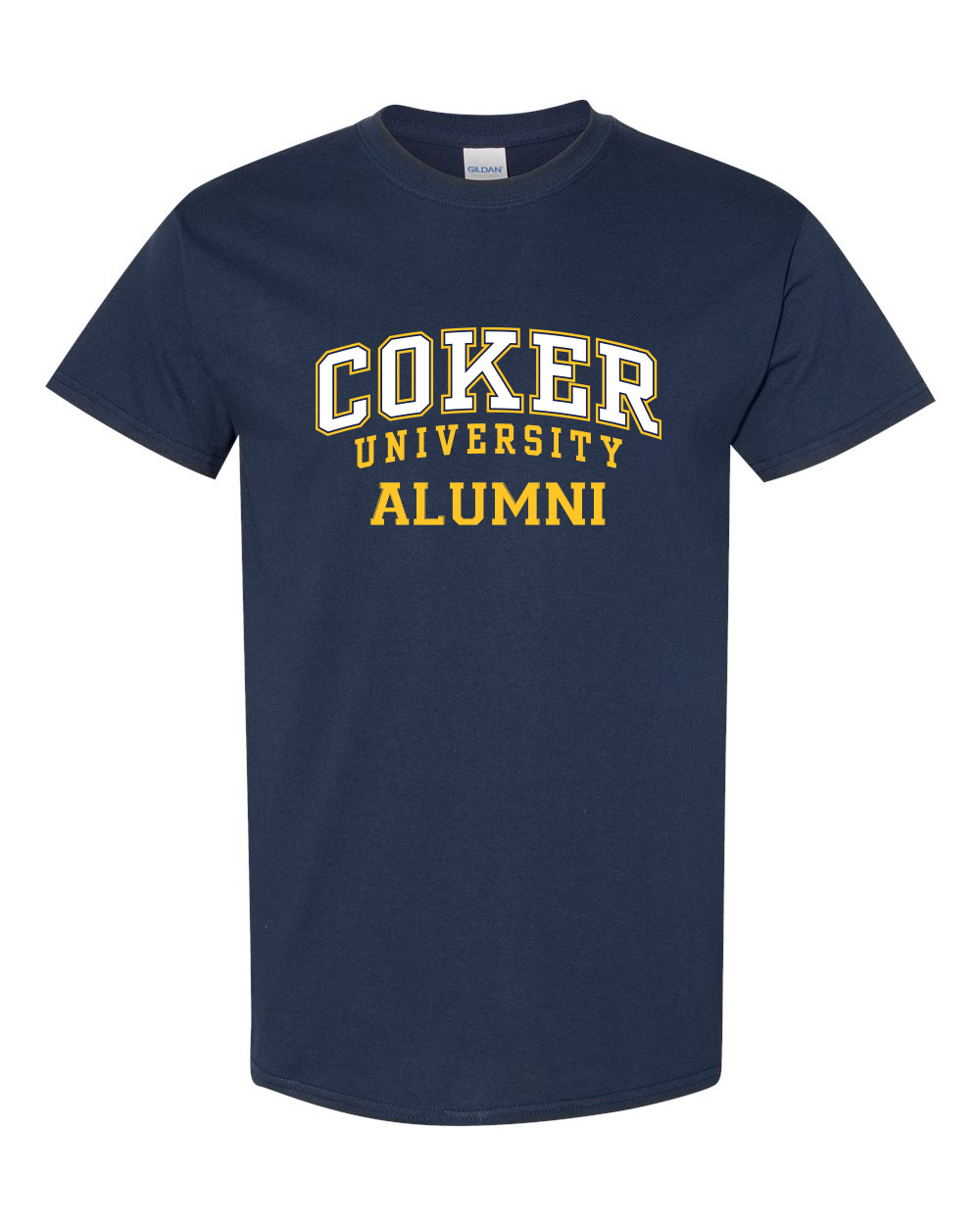 Image For Shirt Short Sleeve COKER UNIVERSITY ALUMNI TEE