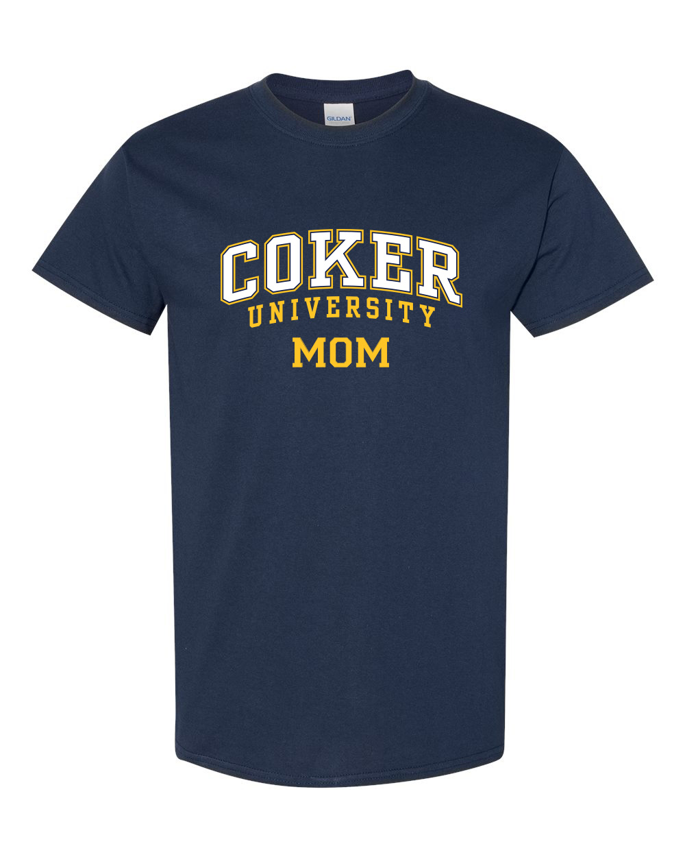 Image For Shirt Short Sleeve COKER UNIVERSITY MOM TEE