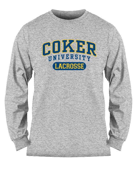 Cover Image For Shirt Sport LACROSSE LONG SLEEVE TEE