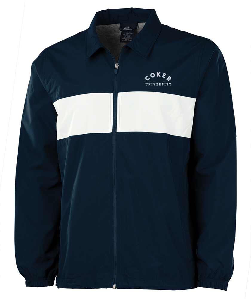 Cover Image For Jacket STRIPED SIDELINE JACKET