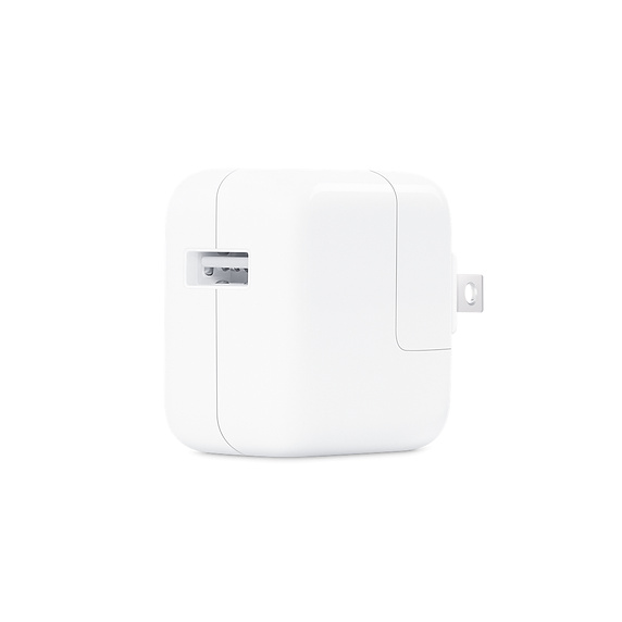 Image For APPLE ACCESSORY 12W POWER ADAPTOR
