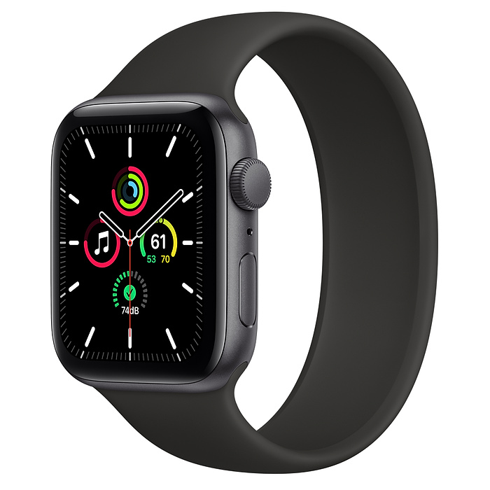Image For APPLE 44 MM WATCH SE/SPACE GRAY