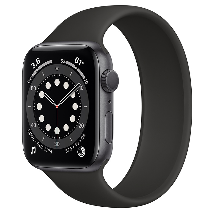 Image For APPLE 44 MM WATCH S6/SPACE GRAY
