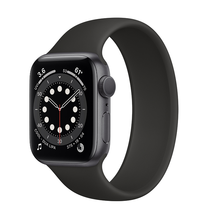 Image For APPLE 40 MM WATCH S6/SPACE GRAY