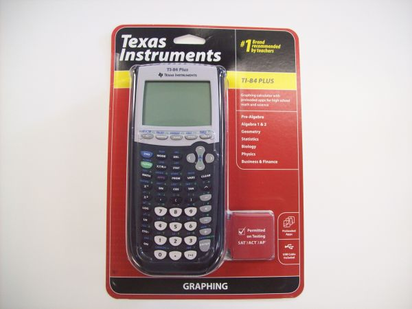 Image For Supplies Calculator TI 84+ GRAPHING CALCULATOR