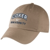 Cover Image for Cotton COKER UNIVERSITY MENS CAMPUS CAP KHAKI