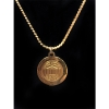 Cover Image for Souvenir Jewelry BRASS PENDANT NECKLACE