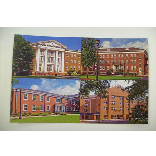 Image For Clearance Card DORMS POSTCARD